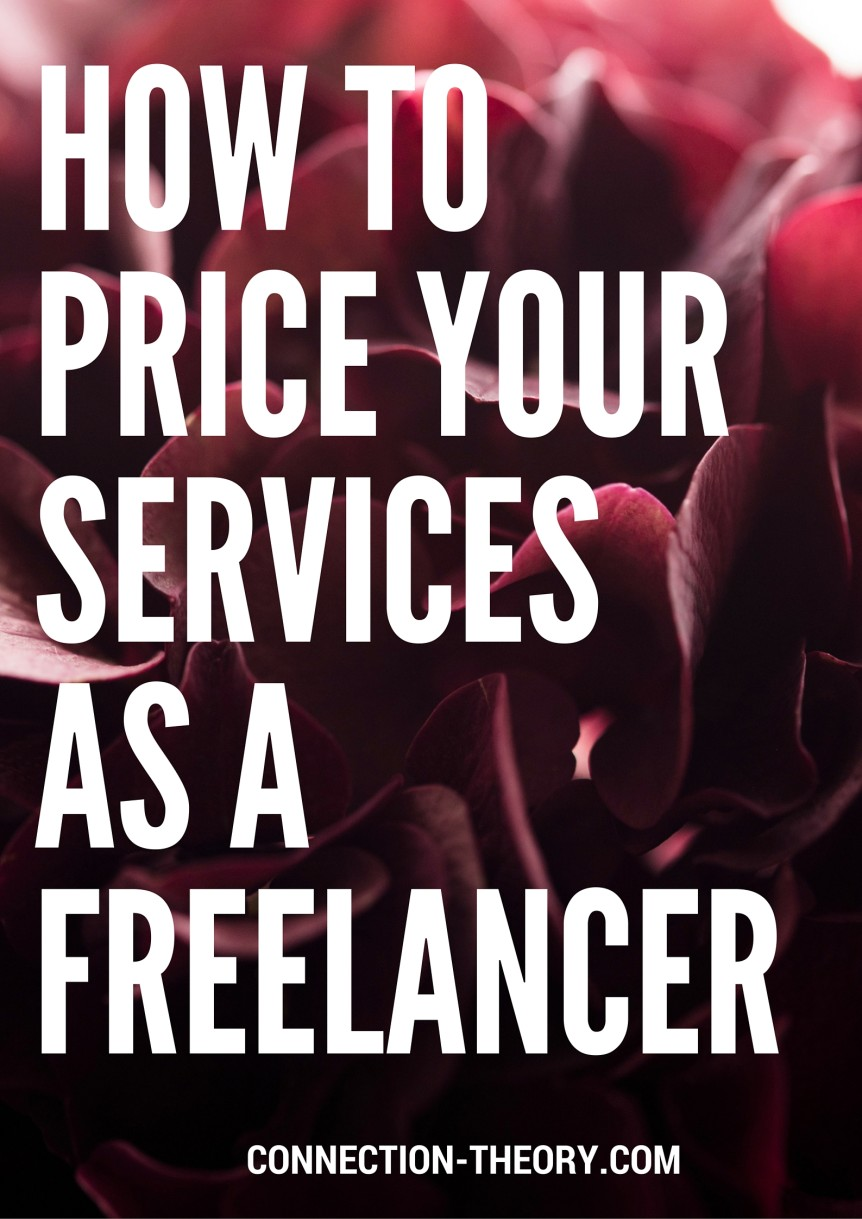 How to Price Your Services as a Freelancer