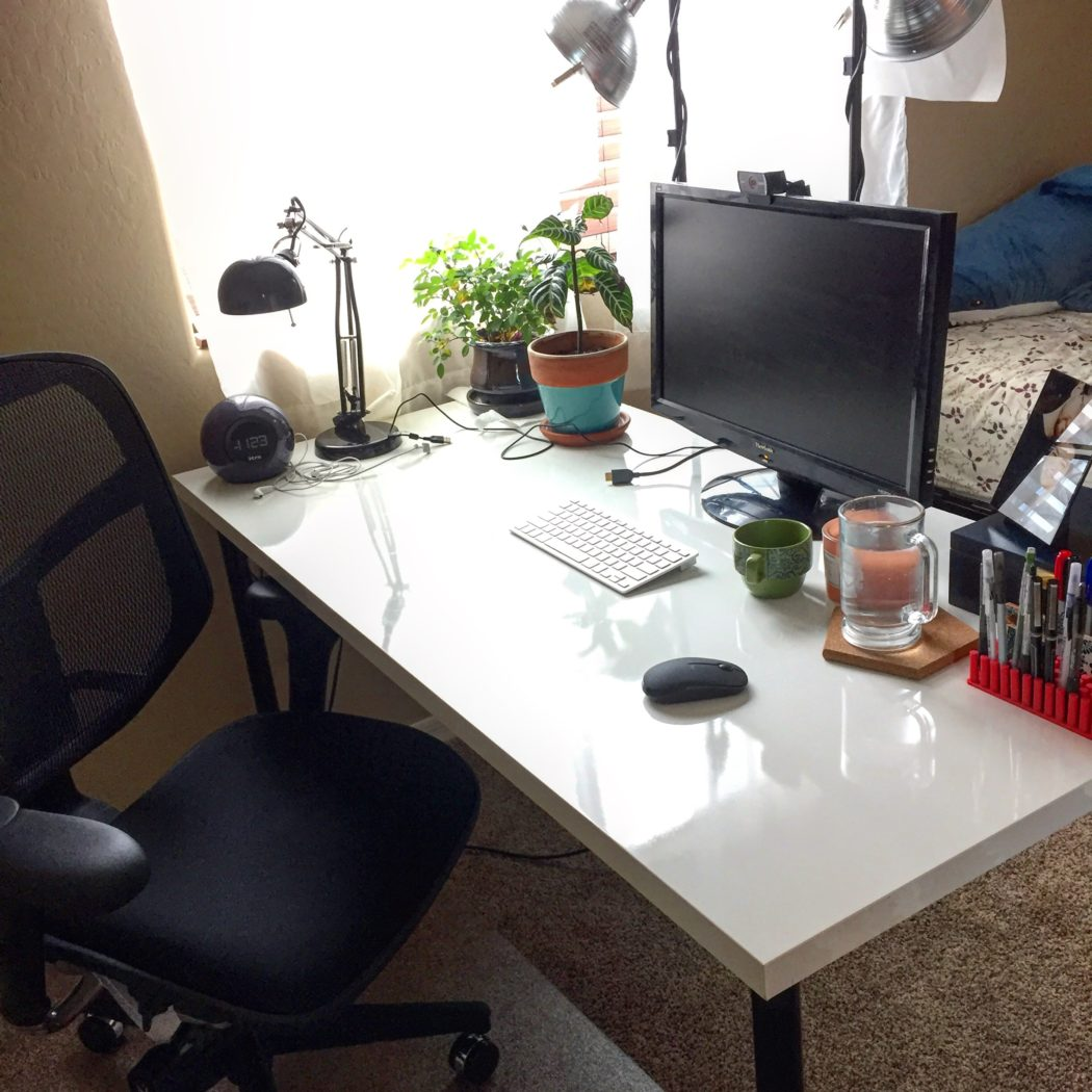 Start freelancing - my home office