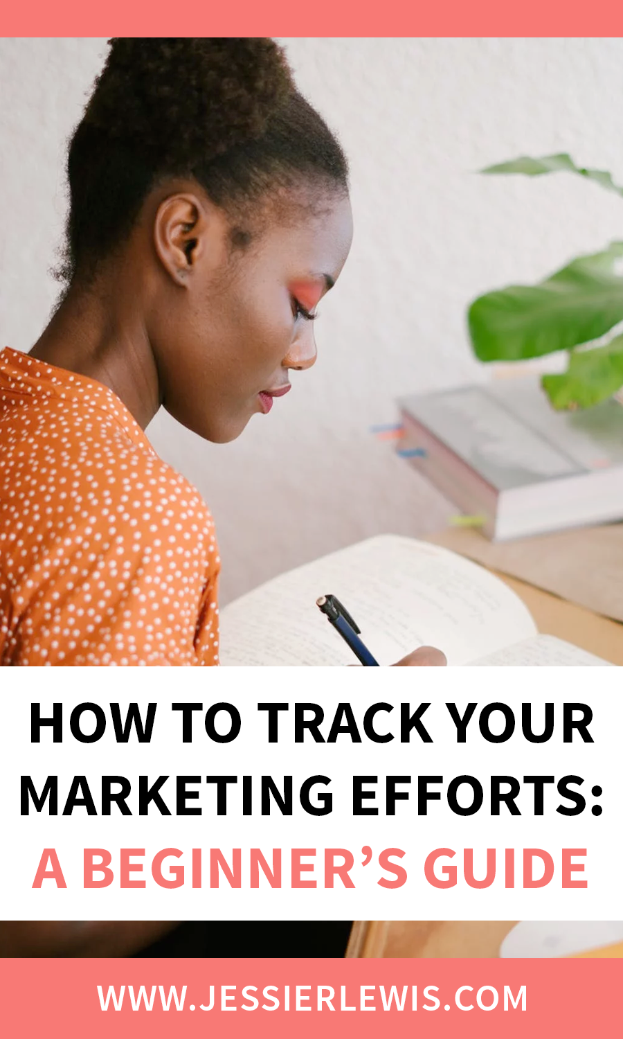 track your marketing efforts