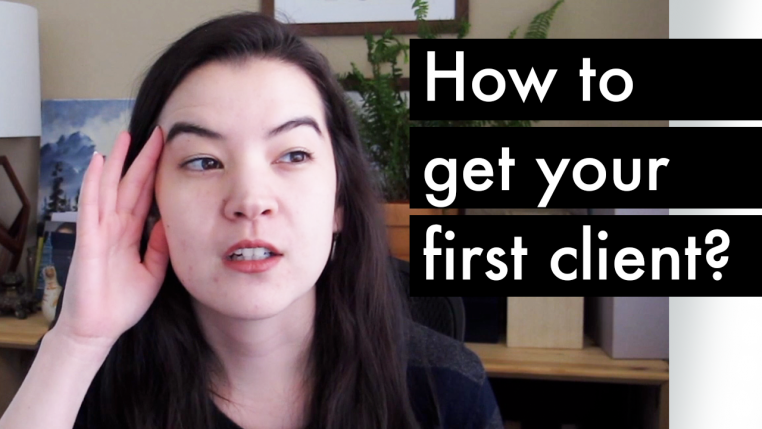 how to get freelancing clients